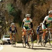 Cycling on Crete